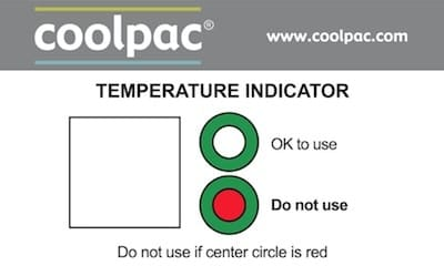 temperature indicators 30 plus