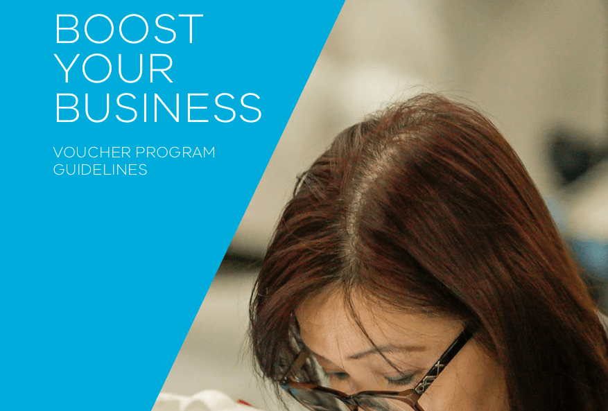 "CoolPac Receives  grant from the Victorian State Government Under ""Boost your Business"" Program"